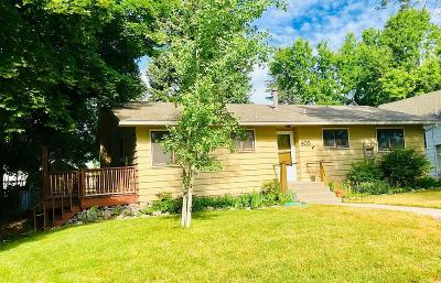 Hamilton Single Family Home Under Contract Taking Back-Up : 405 South 4th Street