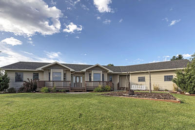 Missoula Single Family Home For Sale: 6104 Goodan Lane