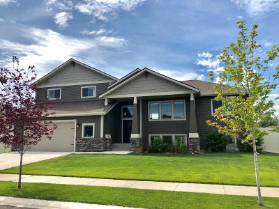 Kalispell Single Family Home For Sale: 448 Northridge Drive