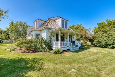 Stevensville Single Family Home For Sale: 1541 South Burnt Fork Road