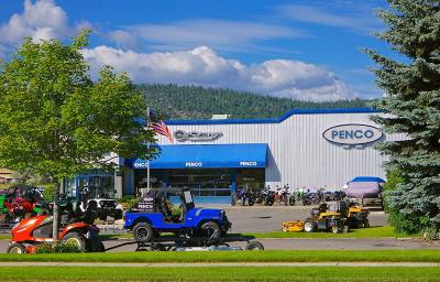 Kalispell Commercial For Sale: 2310 Hwy 93 South