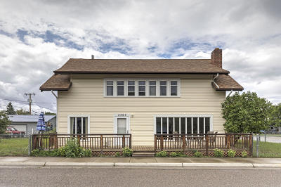 Missoula Single Family Home For Sale: 2505 Schilling Street