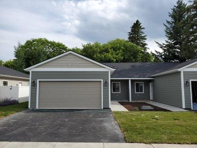 Kalispell Single Family Home For Sale: 102 Sinopah Street