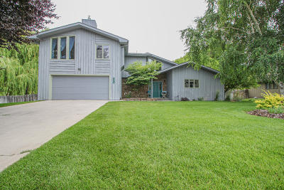 Missoula Single Family Home For Sale: 520 Highland Park Drive