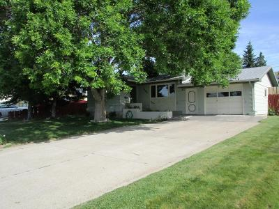 Great Falls Single Family Home For Sale: 1409 10th Avenue North West