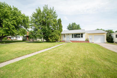 Great Falls Single Family Home For Sale: 3639 6th Avenue South