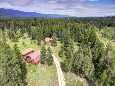 Bigfork Single Family Home For Sale: 43705 Mt Hwy 83