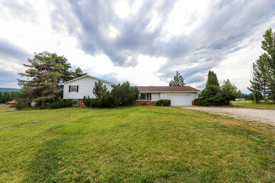 Kalispell Single Family Home For Sale: 2390 Farm To Market Road