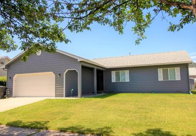 Kalispell Single Family Home For Sale: 2148 Ruddy Duck Drive