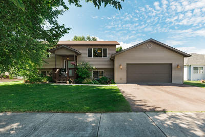 Kalispell Single Family Home For Sale: 18 Trump Drive