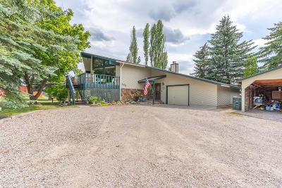 Kalispell Single Family Home For Sale: 280 Hartt Hill Drive