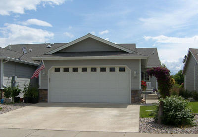 Kalispell Single Family Home For Sale: 205 East Nicklaus Avenue