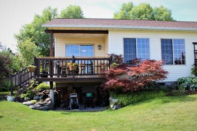 Polson Single Family Home For Sale: 22 A Avenue West