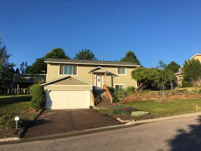 Missoula Single Family Home For Sale: 100 Cotter Court