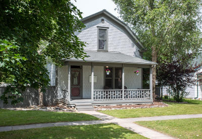 Stevensville Single Family Home Under Contract Taking Back-Up : 113 College Street