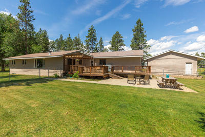 Columbia Falls Single Family Home For Sale: 295 Jensen Road