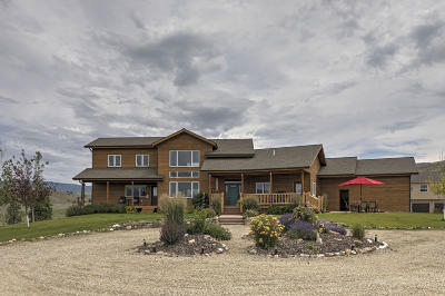 Stevensville Single Family Home For Sale: 932 Moonshadow Lane