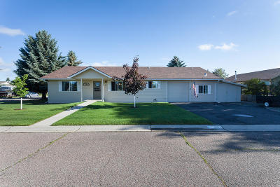 Columbia Falls Single Family Home For Sale: 907 View Drive