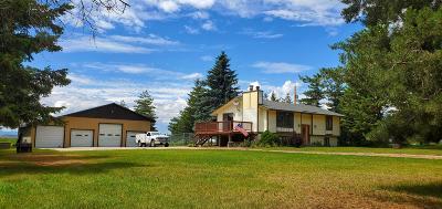 Polson Single Family Home For Sale: 39593 Farm Road