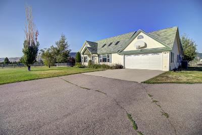 Lake County Single Family Home For Sale: 72568 John Deere Lane