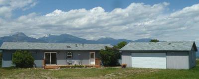 Stevensville Single Family Home For Sale: 788 Tusas View Lane