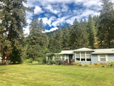 Missoula Single Family Home For Sale: 10680 Us Highway 10 East