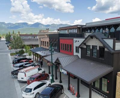 Flathead County Commercial Lease For Lease: Central Avenue