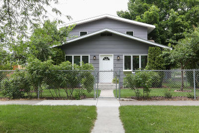 Missoula Single Family Home For Sale: 421 Edith Street