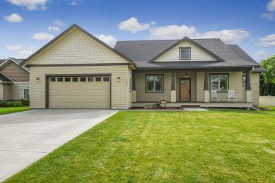 Flathead County Single Family Home For Sale: 135 Heavens Peak Drive