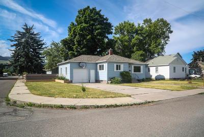 Missoula Single Family Home For Sale: 601 Livingston Street