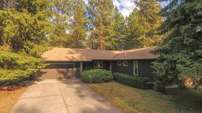 Missoula Single Family Home For Sale: 4040 Fox Farm Road