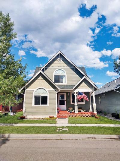 Missoula Single Family Home For Sale: 4710 Sonoma Street