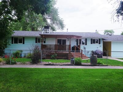 Fort Benton Single Family Home For Sale: 1011 17th Street