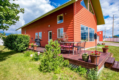 Flathead County Single Family Home For Sale: 99 Sunrise View Lane