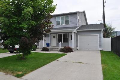 Missoula Single Family Home For Sale: 1330 Cowper Street