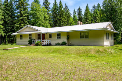 Flathead County Single Family Home For Sale: 519 North Ferndale Drive