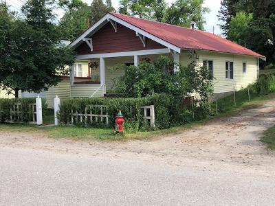 Flathead County Commercial Under Contract Taking Back-Up : 42 Somers Road