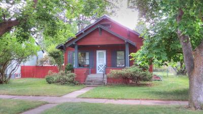Missoula Single Family Home For Sale: 734 Edith Street