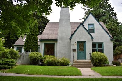 Missoula Single Family Home For Sale: 518 Evans Avenue