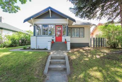 Great Falls  Single Family Home For Sale: 2506 1st Avenue North