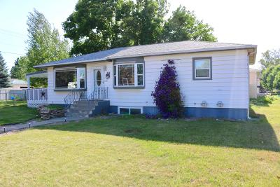 Great Falls  Single Family Home For Sale: 714 34th Street North