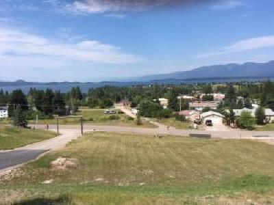 Polson Residential Lots & Land For Sale: Lot 2 Lavista Drive