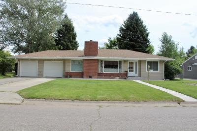 Great Falls  Single Family Home For Sale: 413 Riverview Court