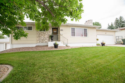 Great Falls  Single Family Home For Sale: 512 32nd Avenue North East