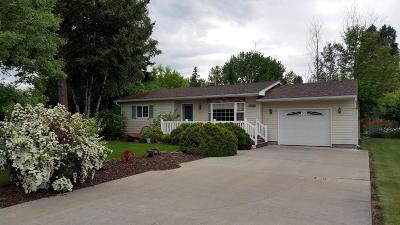 Kalispell Multi Family Home For Sale: 124 North Cedar Drive