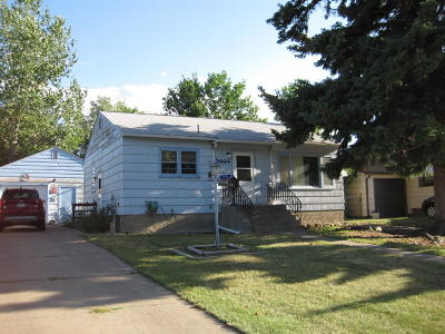 Great Falls  Single Family Home For Sale: 3444 3rd Avenue South