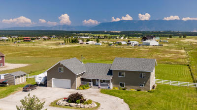 Kalispell Single Family Home For Sale: 1089 Stonefield Lane