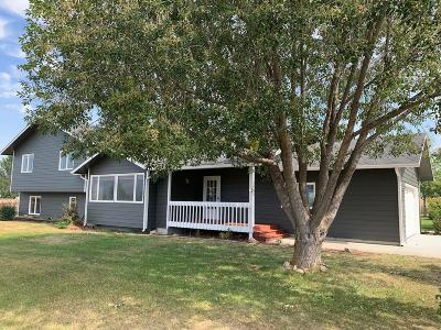 Stevensville Single Family Home Under Contract Taking Back-Up : 5090 Eastside Highway