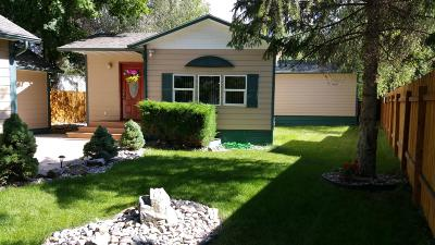 Missoula Single Family Home For Sale: 2111 North Avenue West