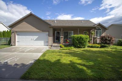 Missoula Single Family Home For Sale: 3826 Lancaster Road